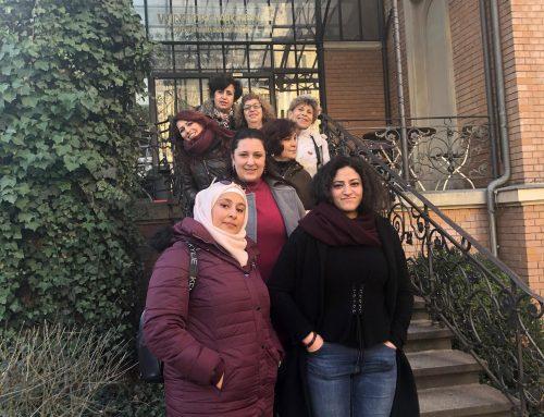 Women for Common Spaces: neuer Schreib-Workshop beginnt im Mai