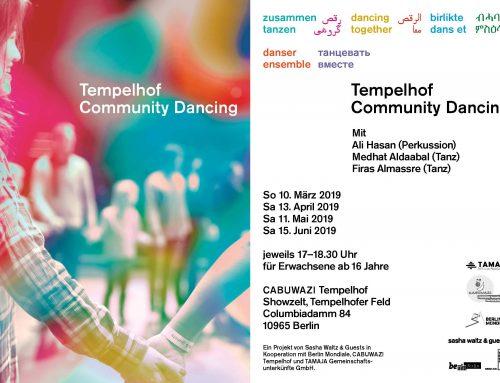 Tempelhof Community Dancing