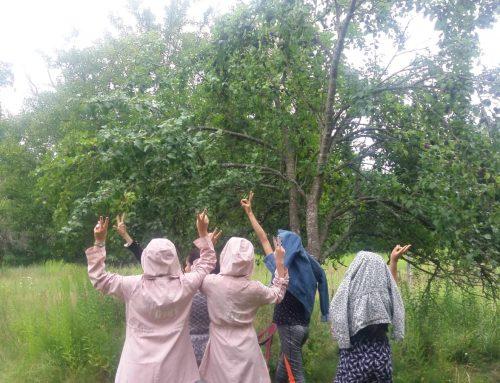 Un-heim-lich –Sommerferienfahrt mit den Mpower Lichtenberg Girls