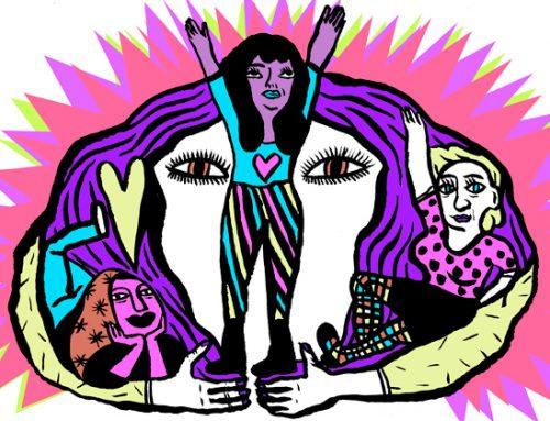 """Ein Interview mit Yasmine Merei von """"Women for Common Spaces"""""""